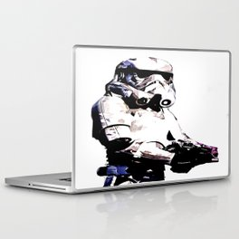 Paper Trooper Laptop & iPad Skin
