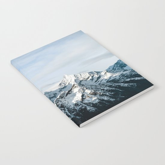 Mountain #landscape photography Notebook