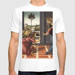 Sandro Botticelli - Cestello Annunciation T-shirt