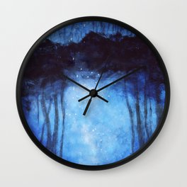 THE DOE Wall Clock