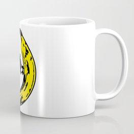 Banana Skateboarder Coffee Mug