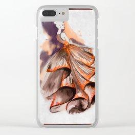 Autumn Air Clear iPhone Case