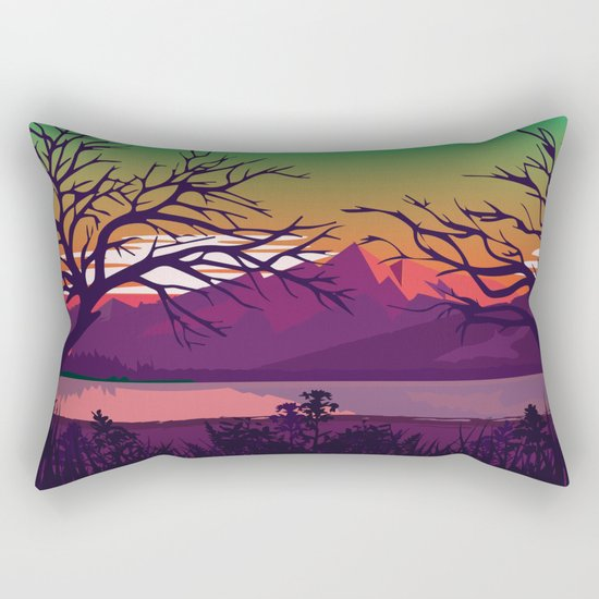 My Nature Collection No. 12 Rectangular Pillow