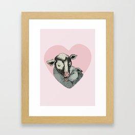 Unconditional Framed Art Print