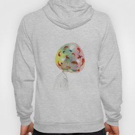 Swimming in my own thoughts Hoody