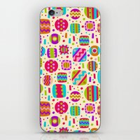 carnival iPhone & iPod Skins featuring Carnival by Valendji