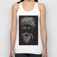 the who Tank Tops featuring Who by sladja