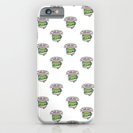 The Cozy Mystery Book Club Logo iPhone Case