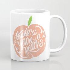 YOU'RE A PEACH Mug