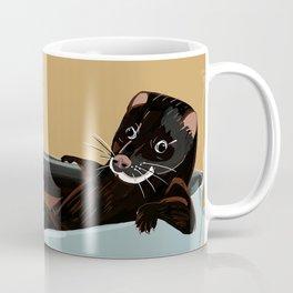 Coffe with Mink Coffee Mug