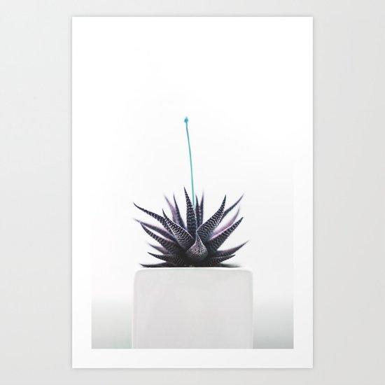 Botanical Vibes V Art Print