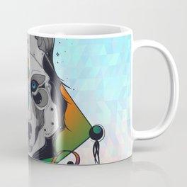 Wolf Shaman Coffee Mug