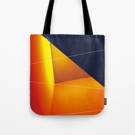 wall+space Tote Bag