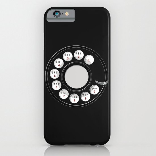 Rotary Me iPhone & iPod Case