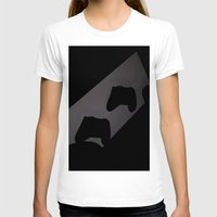 xbox T-shirts featuring Xbox One Controller Silhouette by HarasiElite