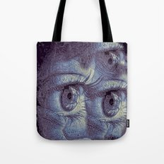 Your Eyes-Experiment Tote Bag
