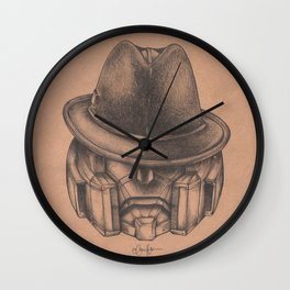 Robots in Disguise: Megatron Wall Clock