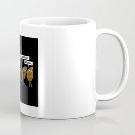 Funny Vegan Zombie Leaves - Amazing Vegan Quote Gift Coffee Mug