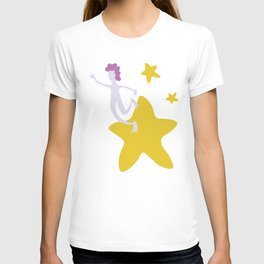 Reach for the Stars - Yellow T-shirt