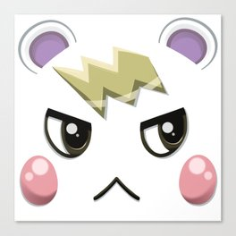 Animal Crossing Marshall Canvas Print