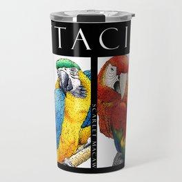 Macaws of South America Travel Mug