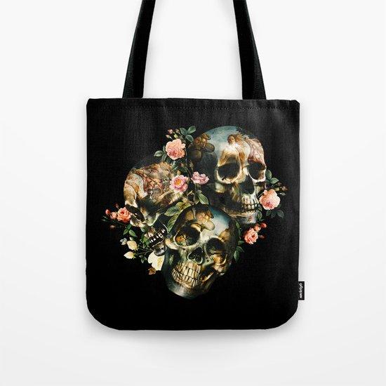 Skull  & Venus Tote Bag