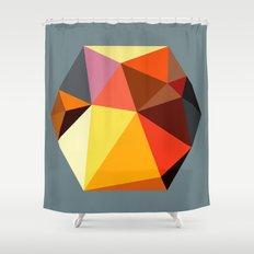 Hex series 2.1 Shower Curtain