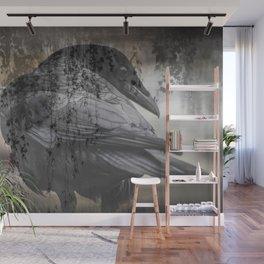Cold Shoulder Wall Mural