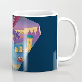 Spyro The Dragon Coffee Mug