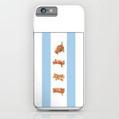 KITTEN FLAG OF CHICAGO! iPhone 6s Slim Case