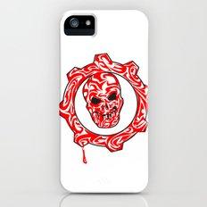 Gears Of War Design [2] Slim Case iPhone (5, 5s)