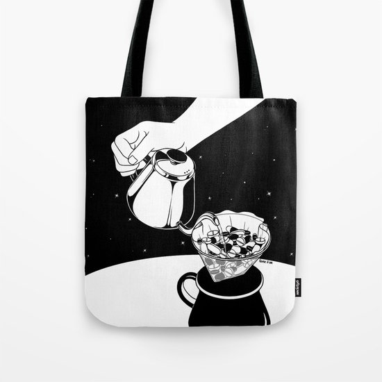 Drip to Dream Tote Bag