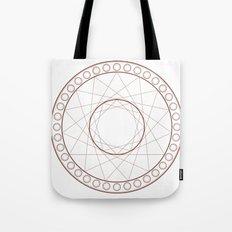 Anime Magic Circle 17 Tote Bag