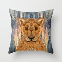 mother Throw Pillows featuring Mother by ArtLovePassion