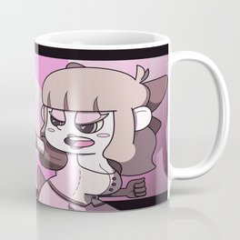 Magical  Girl Cosmos Coffee Mug