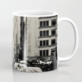 New York City - 5th Avenue in the Rain Coffee Mug