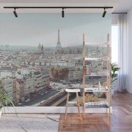 PARIS CITY Wall Mural