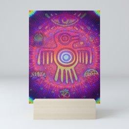 Spiritual Icons Mini Art Print