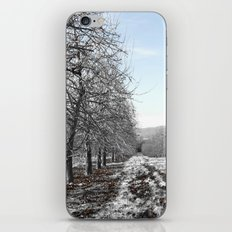 the smell of leaf mould and the sweetness of decay... iPhone & iPod Skin