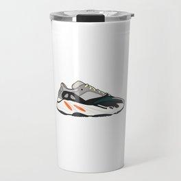 YZY Boost 700 Wave Runner Solid Grey Travel Mug