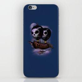 Hot Air Pirates iPhone Skin