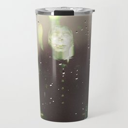 Random man Travel Mug