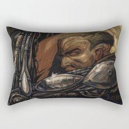 Phantom Limb by BAXA Rectangular Pillow