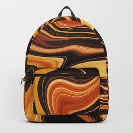 Melted Tiger Backpack