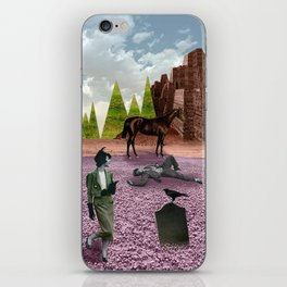 Hunger  iPhone Skin