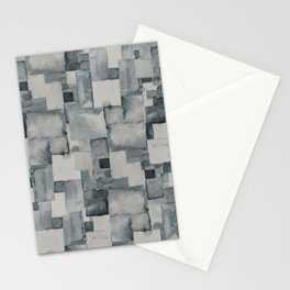 Pave Gray Stationery Cards