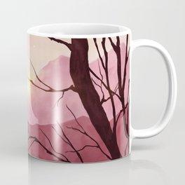 Sunset & landscape Coffee Mug