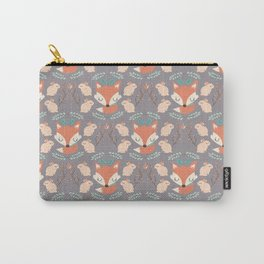 Foxes and rabbits Carry-All Pouch