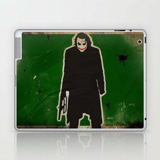 The Dark Knight: Joker Laptop & iPad Skin