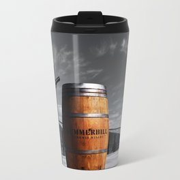Shot in a Barrel Travel Mug